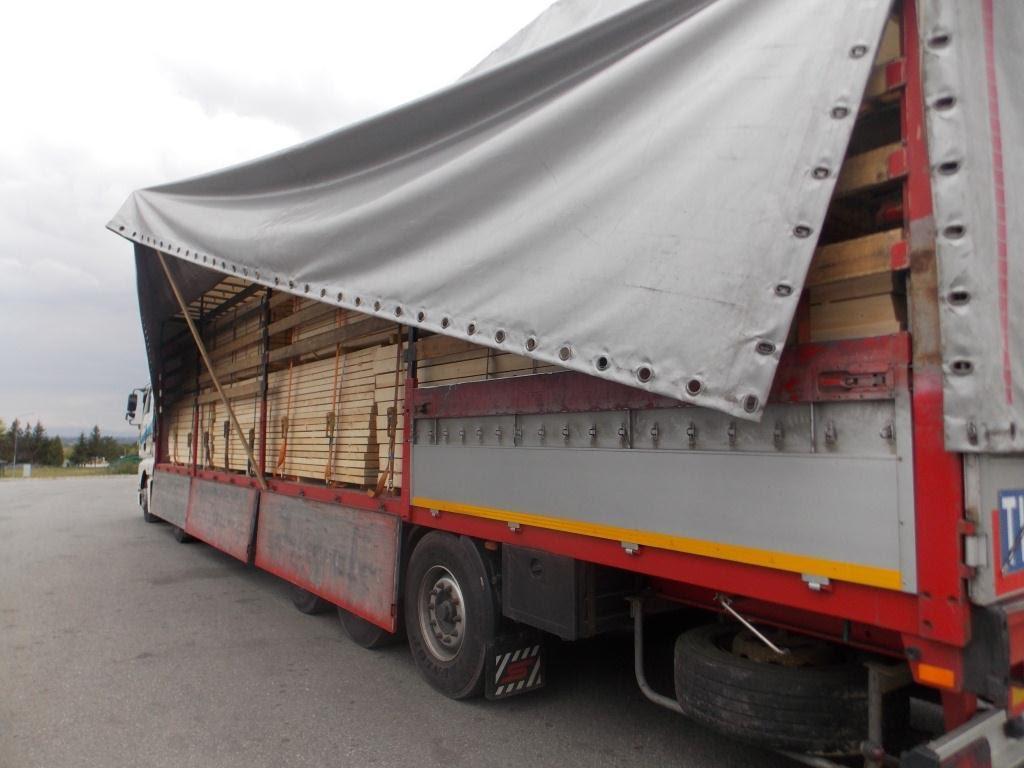 На Закарпатті митники вилучили в українця пиломатеріалів на майже 180 тис грн (ФОТО)