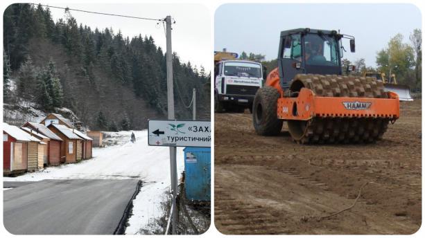 Львівщину і Закарпаття з'єднає нова дорога