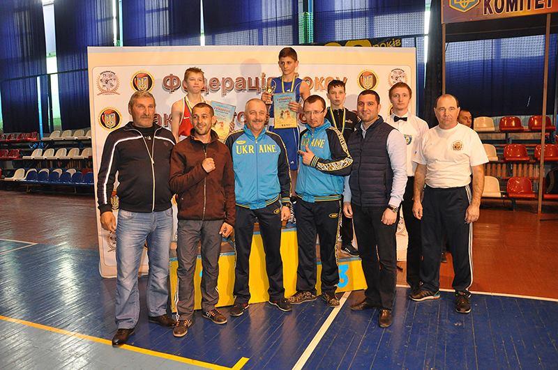 Двоє закарпатців, виборовши золото на Чемпіонаті України з боксу в Ужгороді, стали чемпіонами України