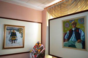 У Тячівській картинній галереї триває виставка румунських художників