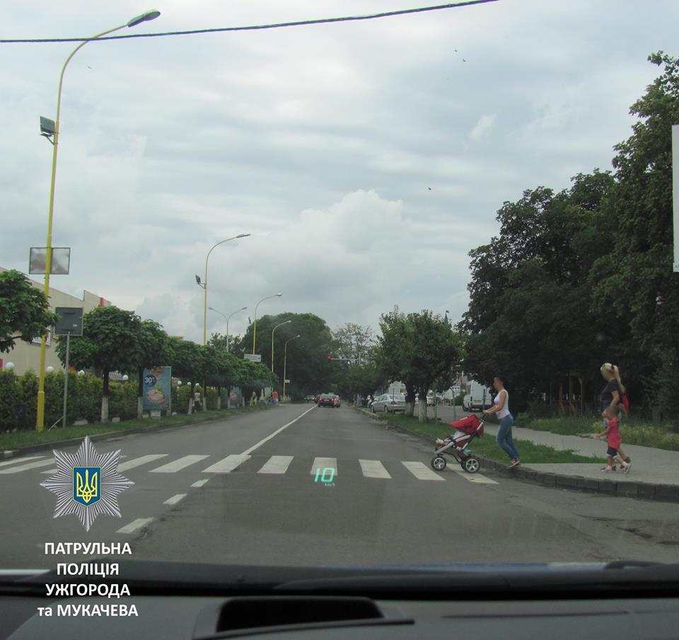 В Ужгороді дослідили умови для безперешкодного пересування осіб з інвалідністю