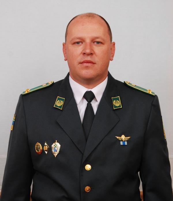 Хмельничанин очолив Чопський прикордонний загін - фото 1