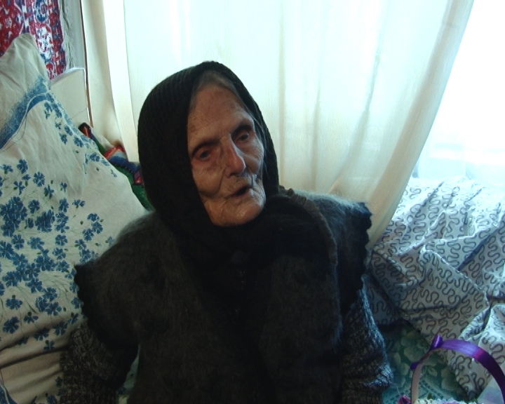 На Міжгірщині 101 день народження відсвяткувала одна з довгожительок Закарпаття