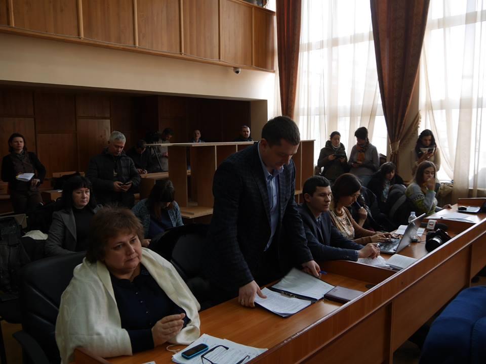У Складі виконавчого комітету Ужгородської міськради пройшли зміни