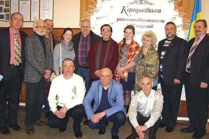 У Керецьках на Свалявщині відкрили галерею місцевих художників (ФОТО)