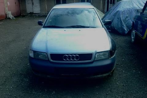 У Міжгір'ї з парку викрали Audi, що її власник залишив із ключем в замку запалювання (ФОТО)