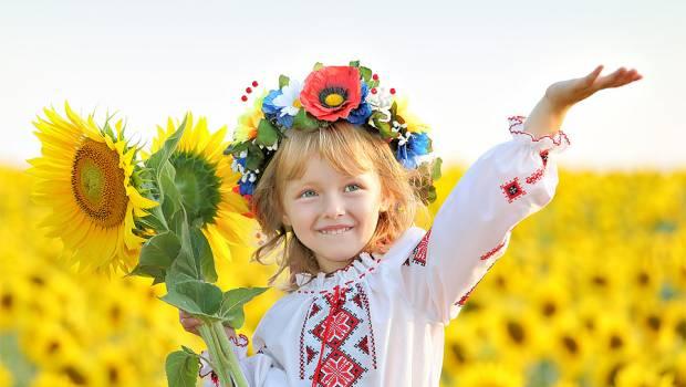 Понад 90% громадян України назвали себе українцями за національністю