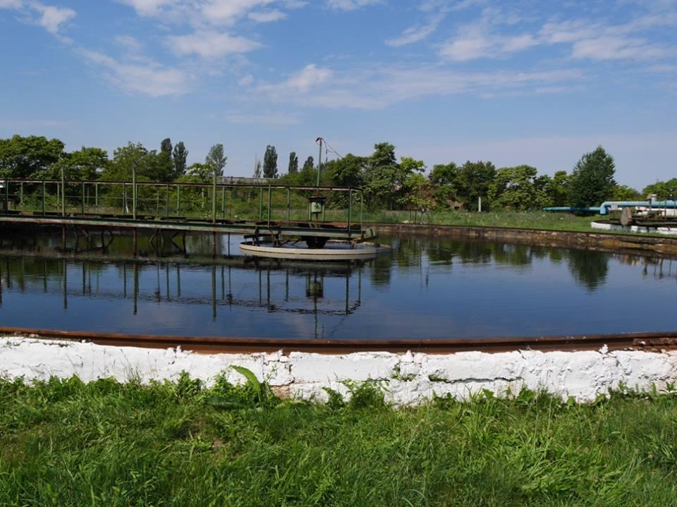 В Ужгороді вивчали стан очисних споруд