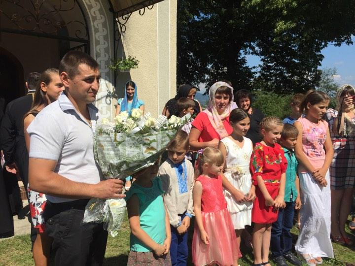 Очільник Мукачівської єпархії УПЦ МП особисто підтримав парафіян в Ірляві у невиконанні судового рішення про повернення церкви