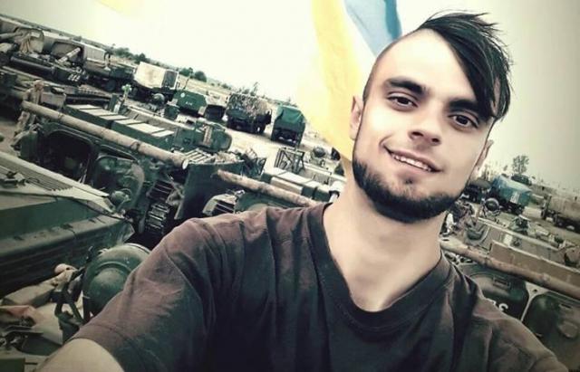 На Донбасі загинув вояк із Виноградова Золтан Балаж (ФОТО)