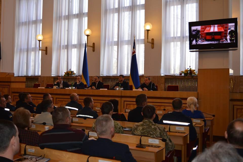 Командно-штабні навчання завершилися на Закарпатті (ФОТО)