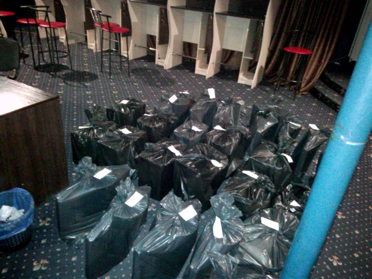 В Ужгороді припинили діяльність 2-х гральних залів (ФОТО)