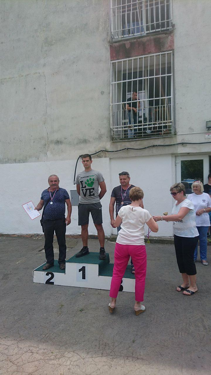 Команда спортсменів-інвалідів перемогла на міжнародному турнірі в Словаччині (ФОТО)