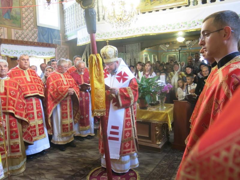 У Пилипці відбулася заупокійна Служба Божа з нагоди 15-річчя від смерті народного єпископа Івана Маргітича