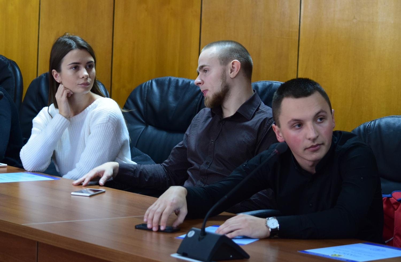 В УжНу відбулися урочистості до Міжнародного дня студента (ФОТО)