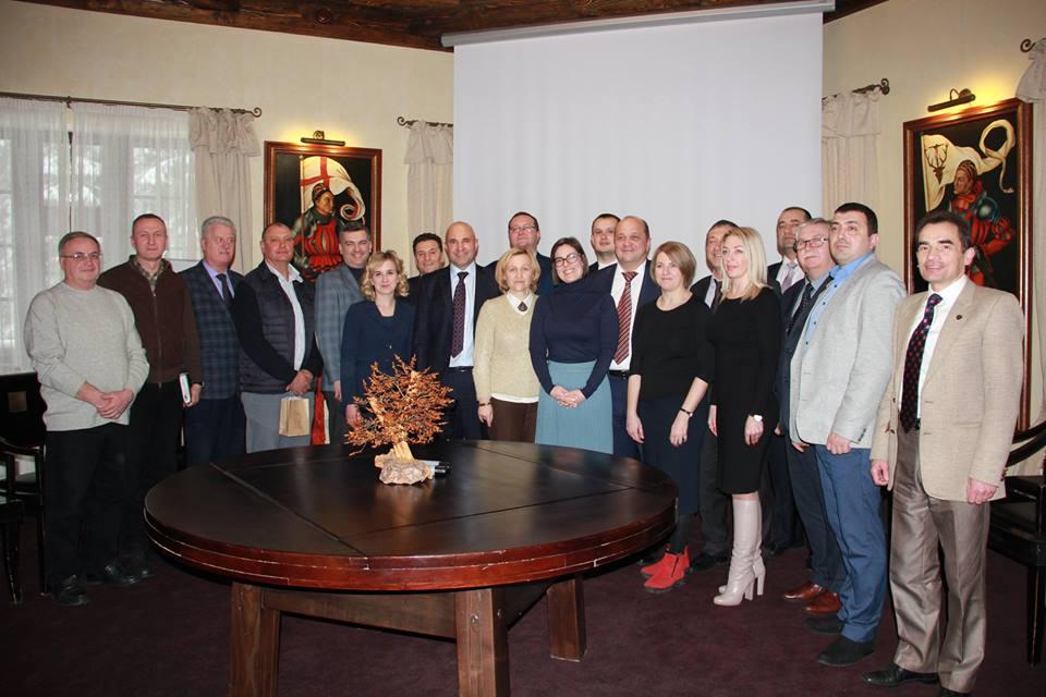 Туристично-рекреаційний кластер планують створити на межі Закарпаття, Львівщини та Івано-Франківщини