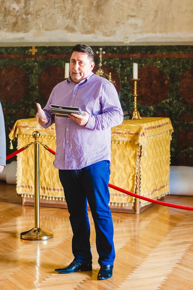 Фотовиставку робіт Василя Фіцколинця можна оглянути в Ужгороді
