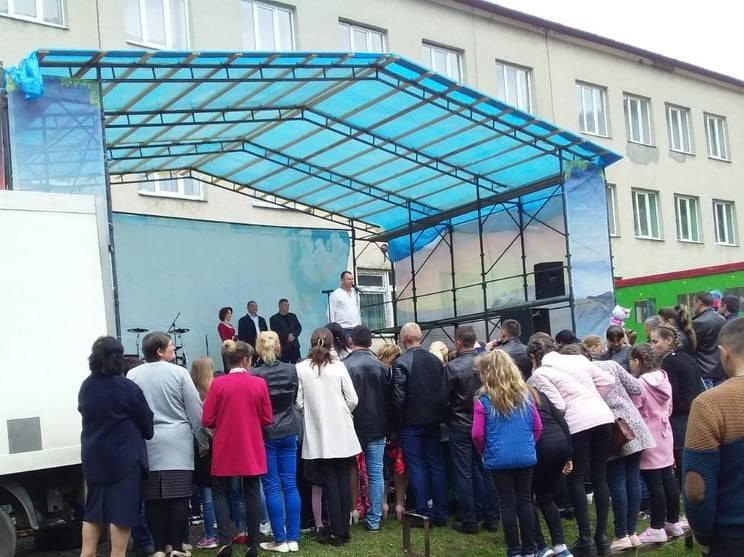 Музейна Колочава відзначила свій 556-й день народження
