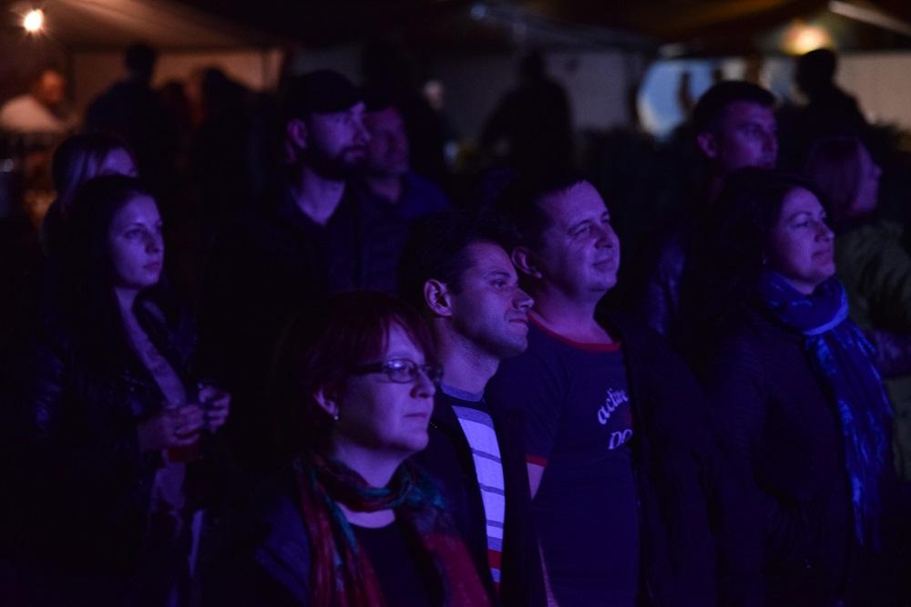 """Наїдки, музика та танці: В Ужгороді стартувало """"Бабине літо у Боздоському парку"""" (ФОТО), фото-8"""