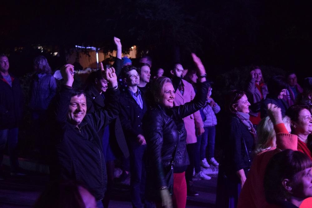"""Наїдки, музика та танці: В Ужгороді стартувало """"Бабине літо у Боздоському парку"""" (ФОТО), фото-11"""