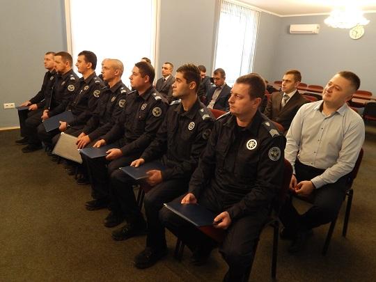 Служба судової охорони Закарпаття розпочала свою службу