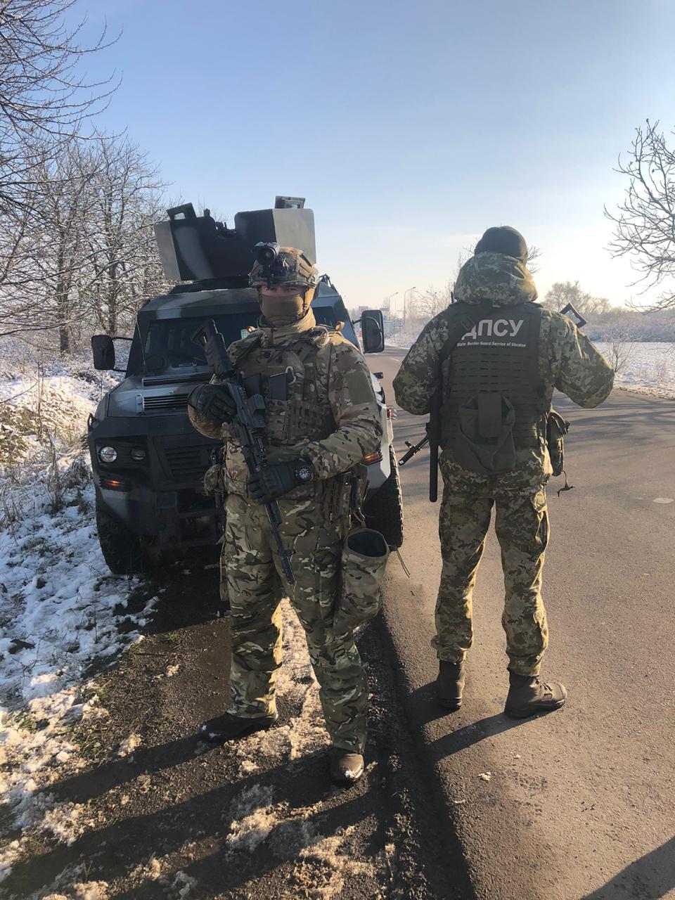 Прикордонники спільно з Нацгвардійцями охоронятимуть кордон на Закарпатті (ФОТО), фото-3