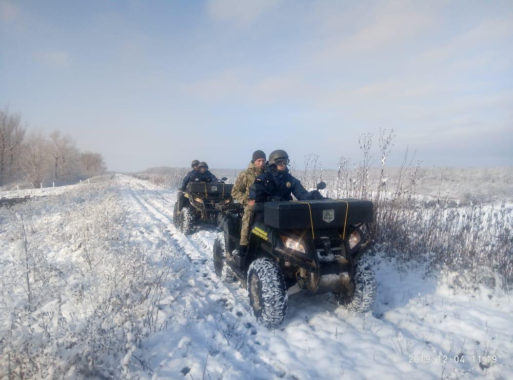 Прикордонники спільно з Нацгвардійцями охоронятимуть кордон на Закарпатті (ФОТО), фото-2