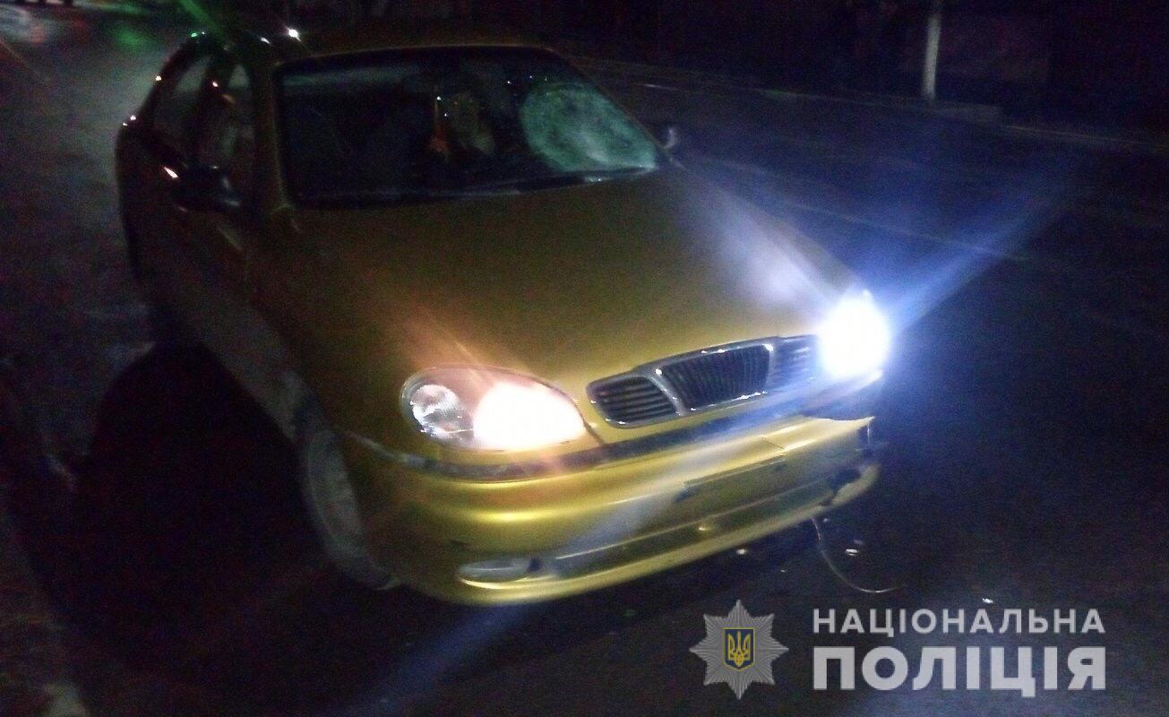 На Закарпатті п'яний 20-річний водій на смерть збив літню жінку (ФОТО), фото-1