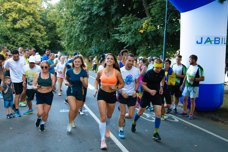 Неймовірні 1000 км за 85 годин: в Ужгороді встановили біговий рекорд України (ФОТО), фото-6
