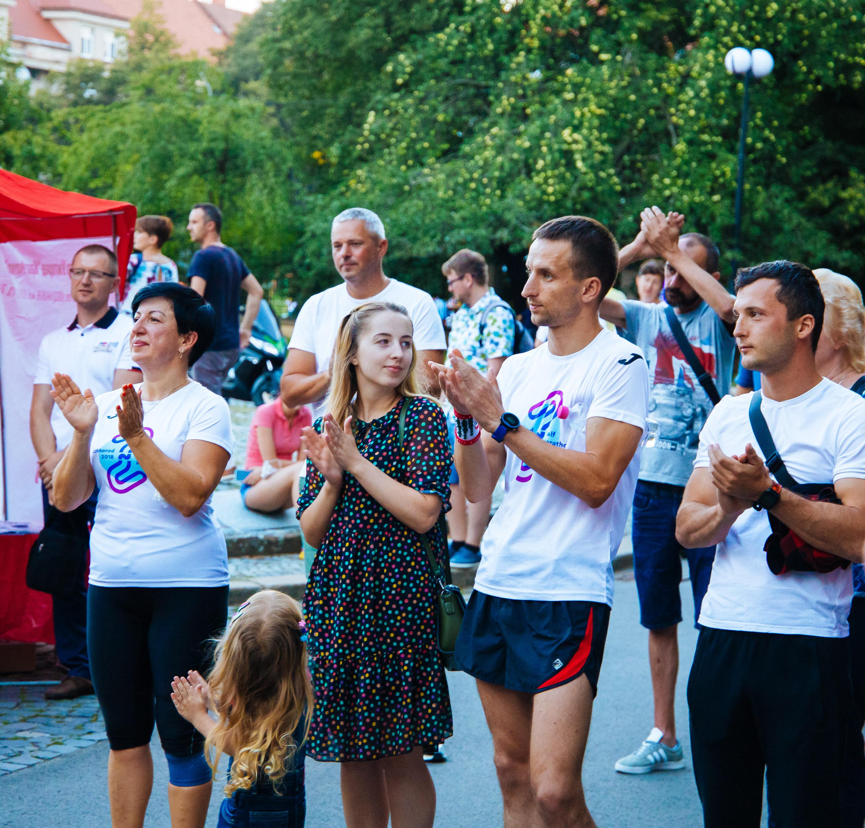 Неймовірні 1000 км за 85 годин: в Ужгороді встановили біговий рекорд України (ФОТО), фото-16