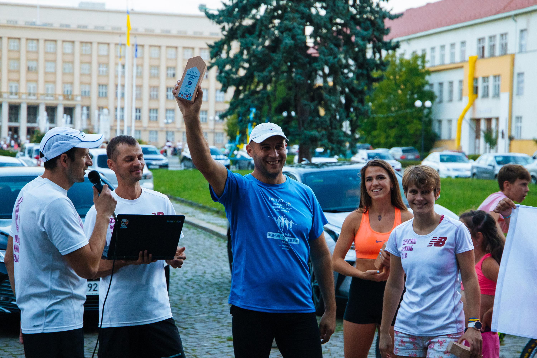 Неймовірні 1000 км за 85 годин: в Ужгороді встановили біговий рекорд України (ФОТО), фото-20