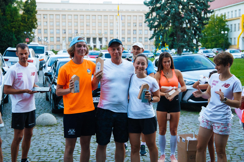 Неймовірні 1000 км за 85 годин: в Ужгороді встановили біговий рекорд України (ФОТО), фото-21