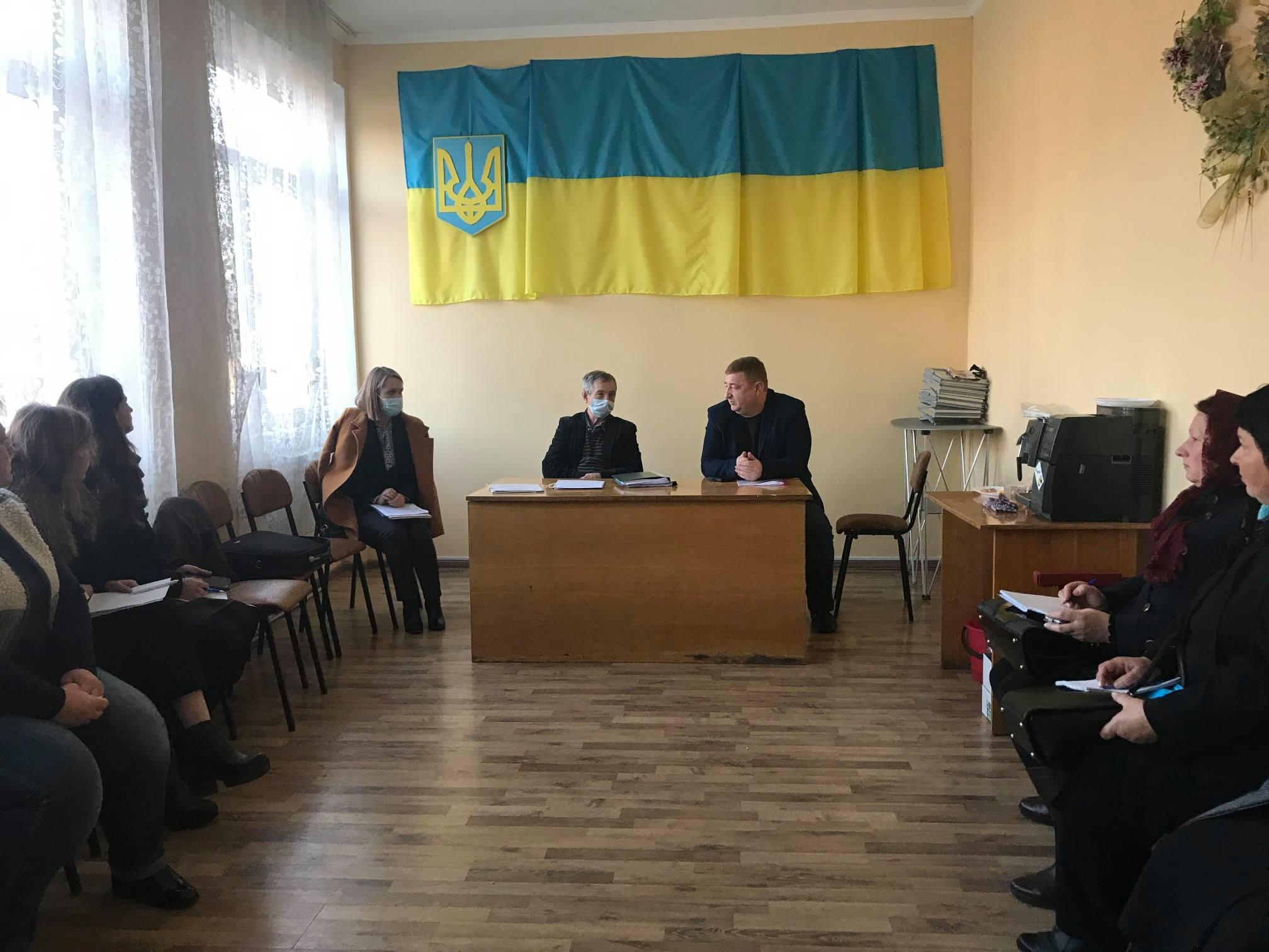 Міжгірська, Пилипецька, Синевирська та Колочавська територіальні громади отримали фахові консультації