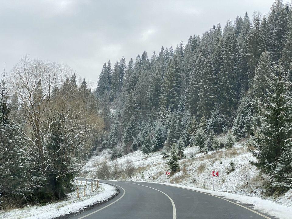 Турки завершили ремонт найвисокогірнішої дороги державного значення Нижні Ворота – Воловець – Міжгір'я
