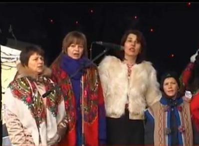 У фестивалі в Мукачеві взяли участь 60 вертепів з усього Закарпаття (ВІДЕО)