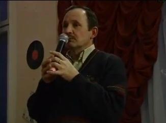 Мирослав Дочинець презентував свою творчість в Кам'яниці на Ужгородщині (ВІДЕО)