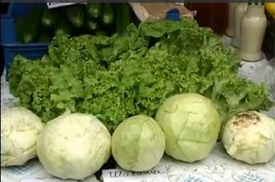 """Через затяжну весну закарпатці """"вітамінізуються"""" тільки парниковими овочами (ВІДЕО)"""