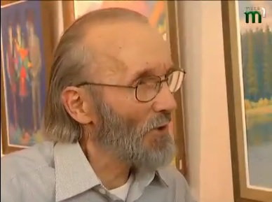 В Ужгороді відкрилася перша персональна виставка 75-річного художника (ВІДЕО)
