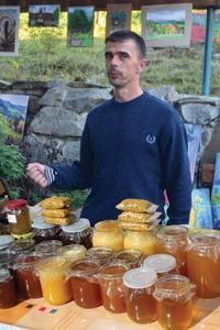 Матачівським медом смакував і Папа Римський Франциск