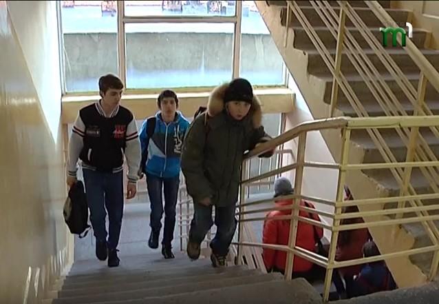 Ужгородські школярі виходять з карантину