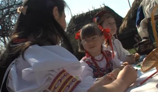 В Ужгороді представили писанки нацменшин