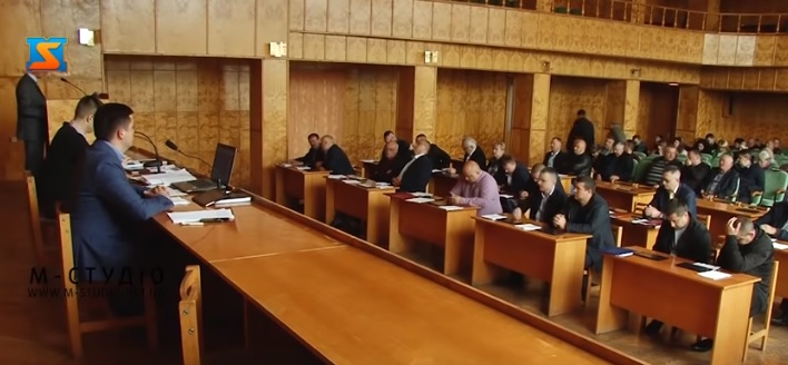 У Хустській райраді – новий заступник голови (ВІДЕО)