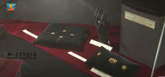 Експозицію археологічних знахідок представили в обласному краєзнавчому музеї в Ужгороді (ВІДЕО)