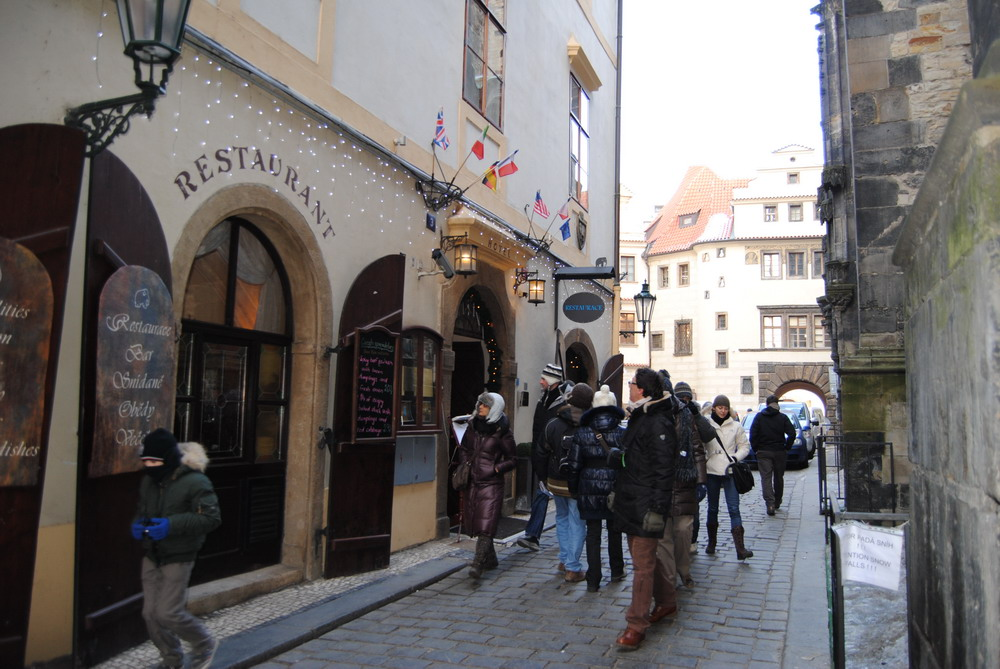 Прага на перехрестті доріг століть і