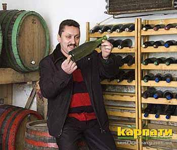 Приватне виноробство закарпаття
