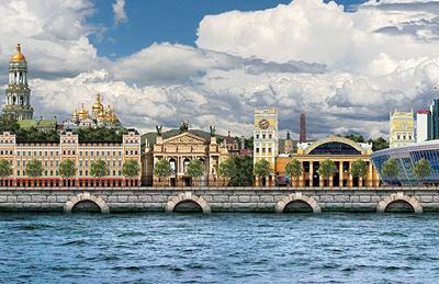 міста україни фото